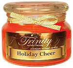 Holiday Cheer - Traditional - Soy Jar Candle - 12 oz
