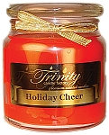 Holiday Cheer - Traditional - Soy Jar Candle - 18 oz