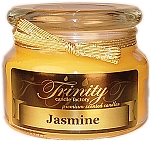 Jasmine - Traditional - Soy Jar Candle - 12 oz