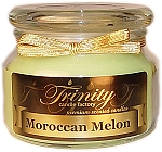 Moroccan Melon - Traditional - Soy Jar Candle - 12 oz