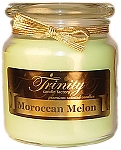 Moroccan Melon - Traditional - Soy Jar Candle - 18 oz