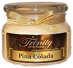 Pina Colada - Traditional - Soy Jar Candle - 12 oz