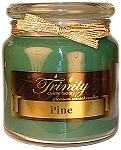 Pine - Traditional - Soy Jar Candle - 18 oz