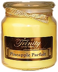 Pineapple Parfait - Traditional - Soy Jar Candle - 18 oz