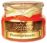 Pomegranate - Traditional - Soy Jar Candle - 12 oz