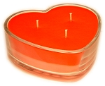 Heart Candle - 18 oz. Soy - Cupids Arrow