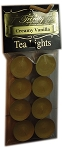 Creamy Vanilla - Tea Light Candle - 8 Pack
