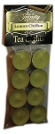 Lemon Chiffon - Tea Light Candle - 8 Pack