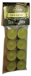 Lemongrass - Tea Light Candle - 8 Pack
