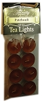 Patchouli - Tea Light Candle - 8 Pack