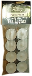 Peppermint - Tea Light Candle - 8 Pack