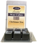 Christmas Tree - Scented Wax Cube Melts - 3.25 oz