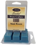 Maui Breeze - Scented Wax Cube Melts - 3.25 oz