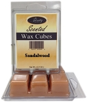 Sandalwood Vanilla - Scented Wax Cube Melts