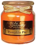 Pumpkin Pie - Traditional - Soy Jar Candle - 18 oz