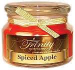 Apple Cinnamon - Traditional - Soy Jar Candle - 12 oz