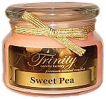 Sweet Pea - Traditional - Soy Jar Candle - 12 oz