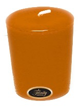 Amber - Votive Candle - Single