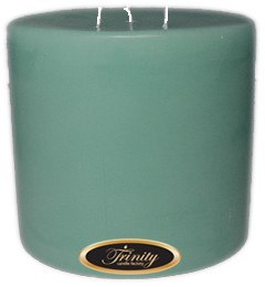 Morning Mist - Pillar Candle - 6x6
