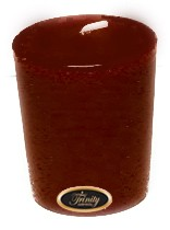 Santa's Surprise - Votive Candle - Single