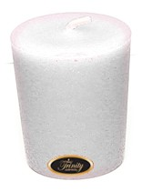 White Christmas - Votive Candle - Single