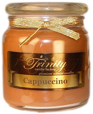 Cappuccino - Traditional - Soy Jar Candle - 18 oz