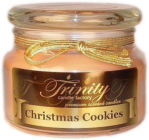 Christmas Cookies - Traditional - Soy Jar Candle - 12 oz