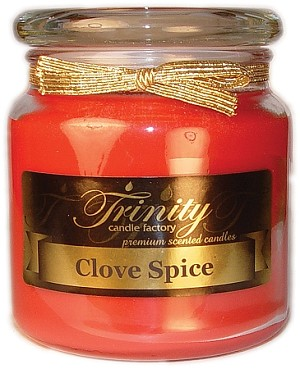 Clove Spice - Traditional - Soy Jar Candle - 18 oz