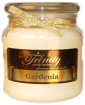 Gardenia - Traditional - Soy Jar Candle - 18 oz