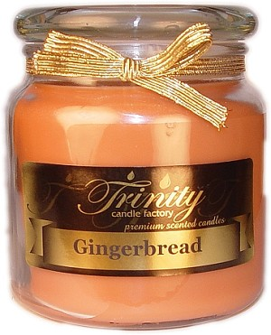 Gingerbread - Traditional - Soy Jar Candle - 18 oz