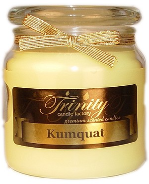Kumquat - Traditional - Soy Jar Candle - 18 oz