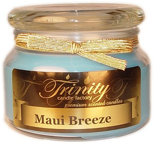 Maui Breeze - Traditional - Soy Jar Candle - 12 oz