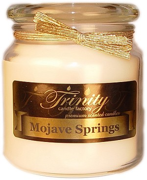Mojave Springs - Traditional - Soy Jar Candle - 18 oz