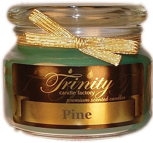 Pine - Traditional - Soy Jar Candle - 12 oz