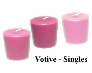 Christmas Eve - Votive Candle - Single