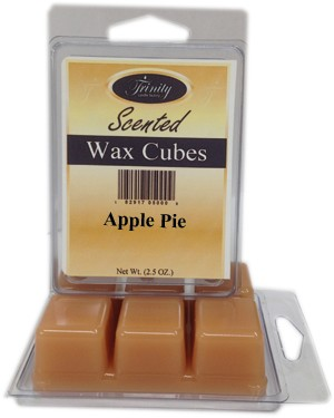 Apple Pie - Scented Wax Cube Melts - 3.25 oz.