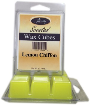 Lemon Chiffon - Scented Wax Cube Melts - 3.25 oz
