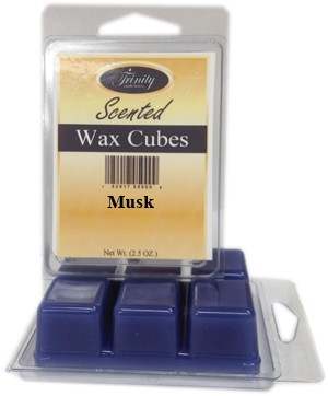 Musk - Scented Wax Cube Melts - 3.25 oz