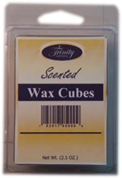 Orange Vanilla - Scented Wax Cube Melts - 3.25 oz.