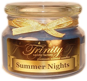 Summer Nights - Traditional - Soy Jar Candle - 12 oz